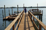 REHAB DOCK BEFORE IRENE